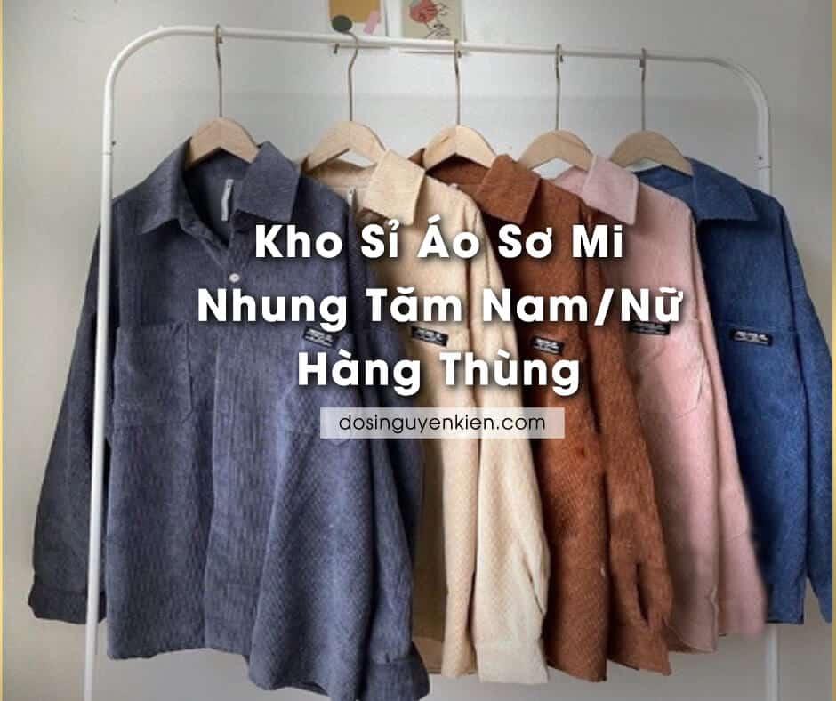 kho si ao so mi nhung tam nam nu hang thung